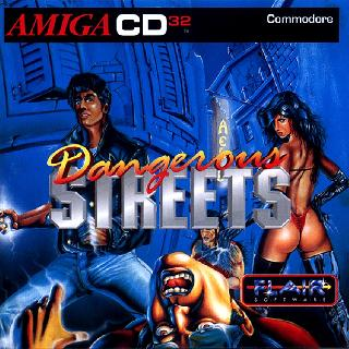 Screenshot Thumbnail / Media File 1 for Dangerous Streets (1993)(Flair)(M4)[!]